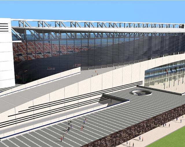 Olympic Stadium - Sport architecte studio