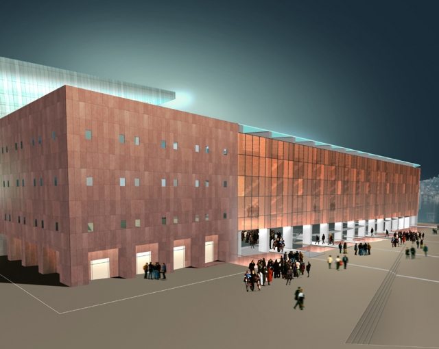 Stade du Ray - Agence architecture sport