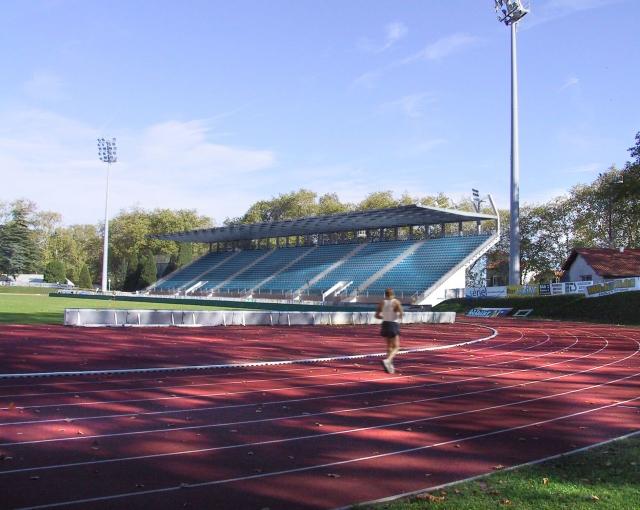 Jean Dauger Stadium - Sport architecte studio