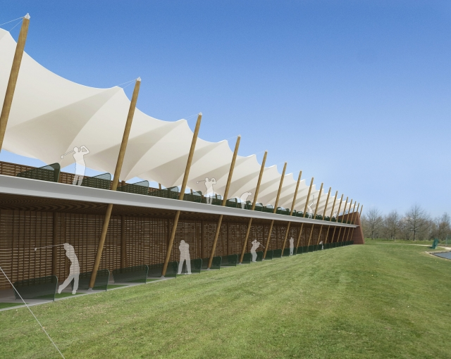 Golf course - Sport architecte studio