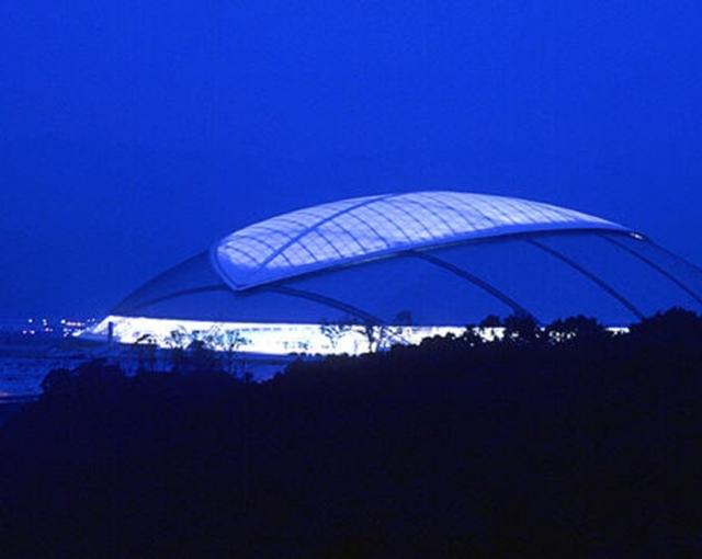 Stade d'Oïta - Agence architecture sport