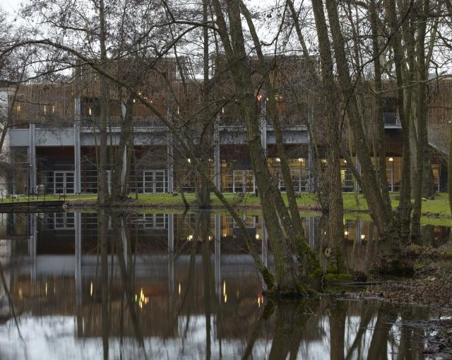 Restaurant du CNR - Agence architecture sport