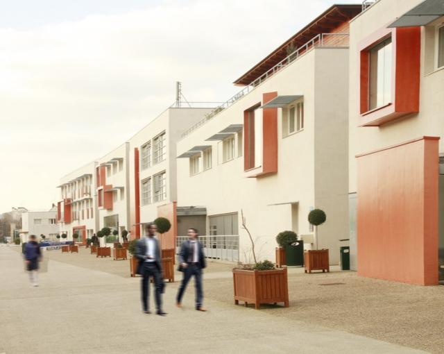 Logements pour le CNR - Agence architecture sport