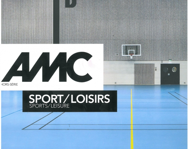 AMC review - Sports, cultural and housing facilities architecture studio