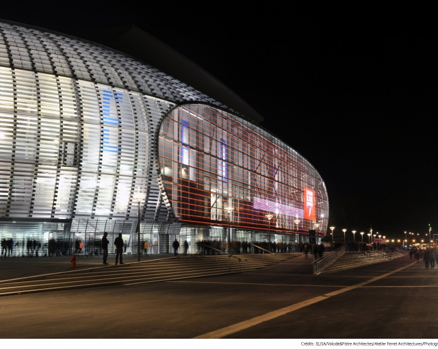 Lille Metropole Stadium - Sports, cultural and housing facilities architecture studio