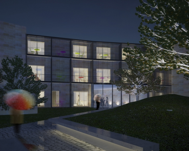 Renovation of 20 appartments - Sports, cultural and housing facilities architecture studio