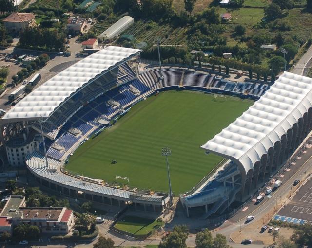 Stade Armand-Cesari - Agence architecture sport