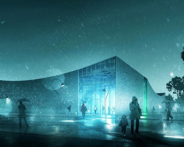 Gymnase Jesse Owens - Agence architecture sport