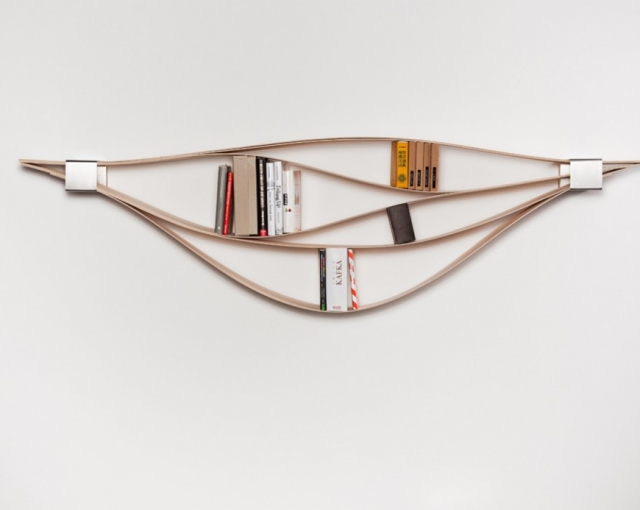 Flexible shelves - Sports, cultural and housing facilities architecture studio
