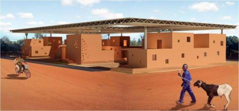 Afrikarchi - Sports, cultural and housing facilities architecture studio