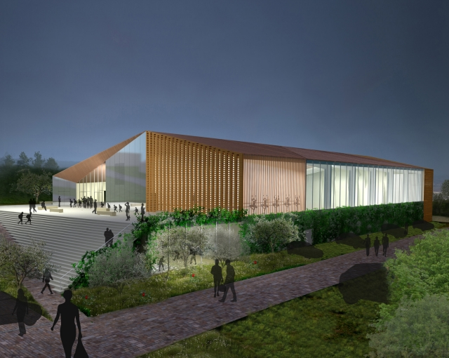 We won a design competition ! - Sports, cultural and housing facilities architecture studio
