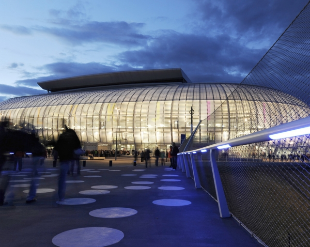 Stade Pierre Mauroy - Agence architecture sport