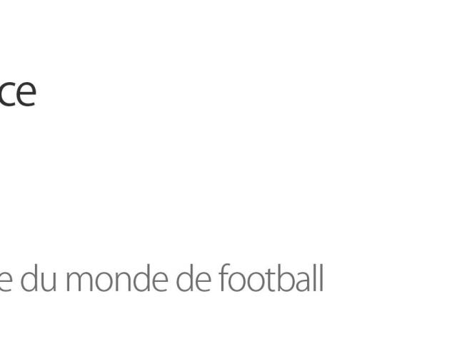 World Cup - Sport architecte studio