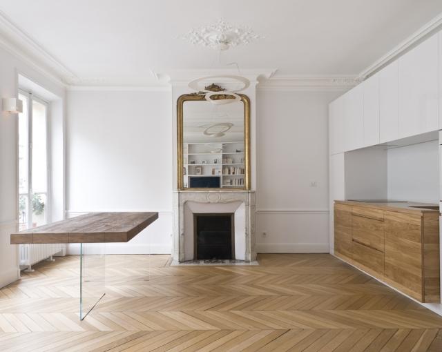 C Apartment - Sport architecte studio