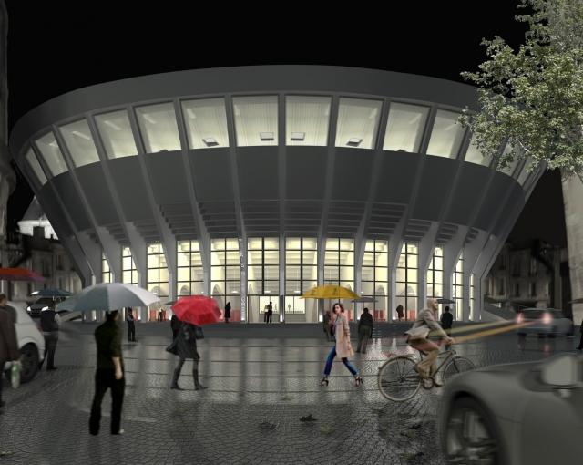 Conférence - Agence architecture équipements sportifs, culturels et logements