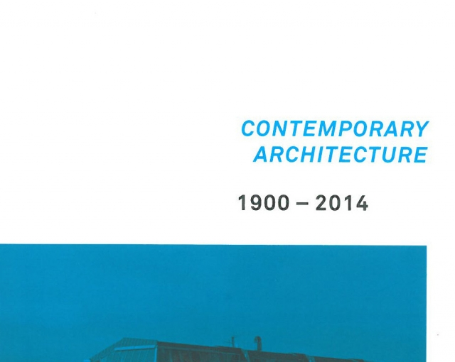 Contemporary architectures - Sports, cultural and housing facilities architecture studio