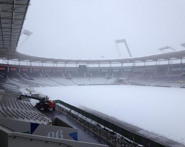 Il neige ….Part 2 - Agence architecture équipements sportifs, culturels et logements
