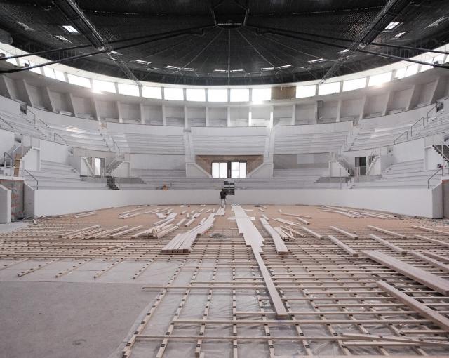 Palais des sports - Agence architecture équipements sportifs, culturels et logements