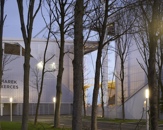 Bollaert-Delelis Stadium - Sport architecte studio