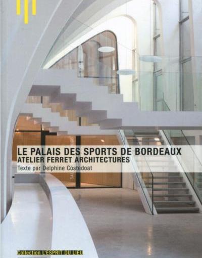 Publication - Agence architecture équipements sportifs, culturels et logements