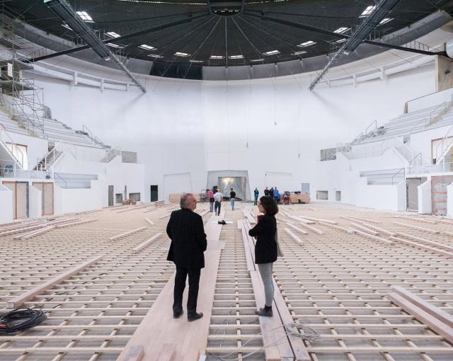 Palais des sports - Agence architecture sport