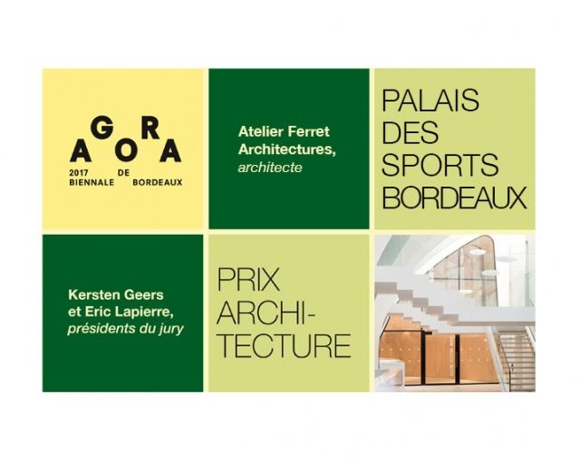 Architecture Prize - Sports, cultural and housing facilities architecture studio