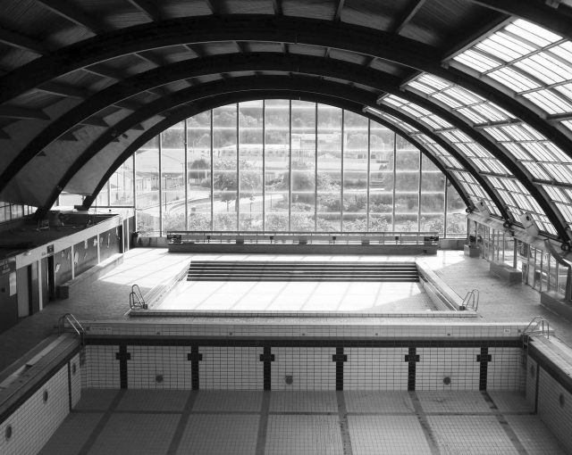 Restructuration de la Piscine Galin - Agence architecture sport