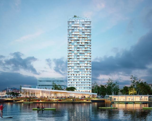 Réinventer la Seine - Agence architecture sport