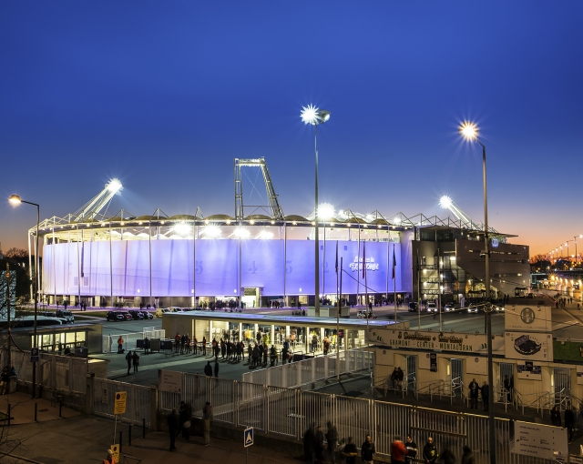 Stadium - Sport architecte studio