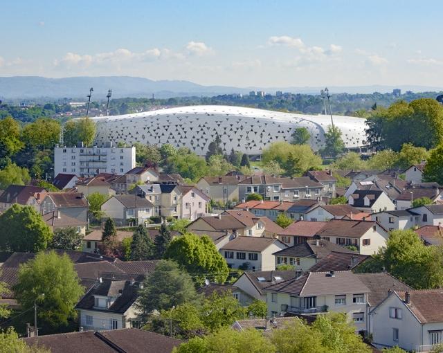 """""""Beaublanc"""" stadium - Sport architecte studio"""