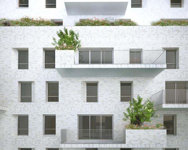 Belvédère – Ilot EB2A_A - Agence architecture sport