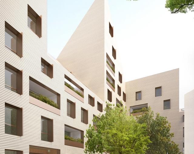 (Français) Bastide Niel – Ilot B138-2 - Sport architecte studio