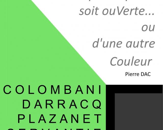 (Français) EXPOSITION « Il faut qu'une porte soit ouVerte ou d'une autre Couleur » (Pierre Dac) - Sports, cultural and housing facilities architecture studio